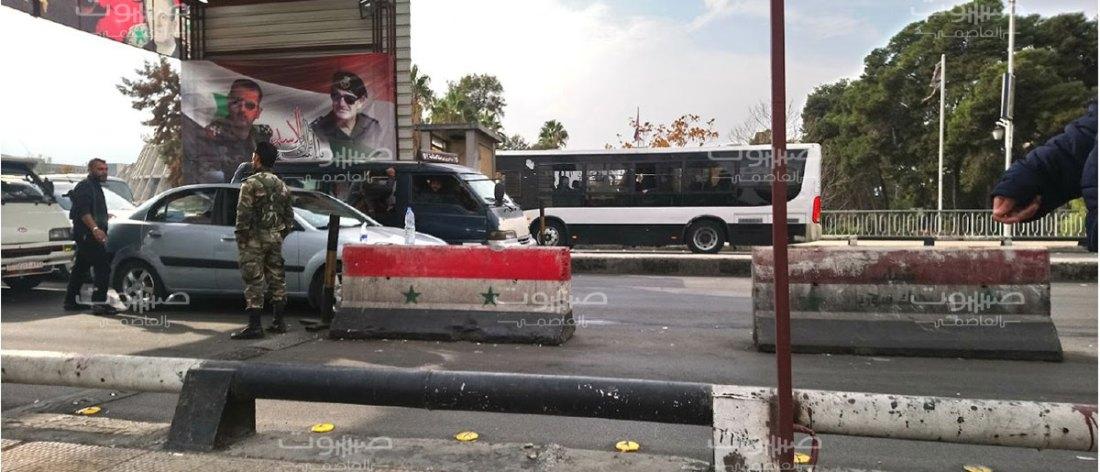 650 حالة اعتقال في دمشق وريفها منذ مطلع 2020