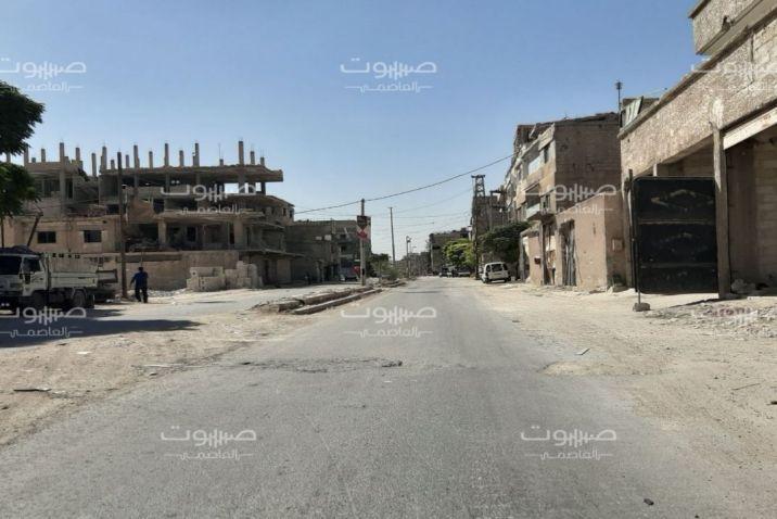 اعتقالات تطال 12 شاباً من أبناء عربين في الغوطة الشرقية