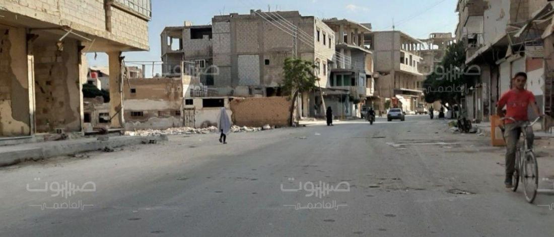 اعتقالات تطال 13 شاباً من أبناء بلدة مسرابا في غوطة دمشق الشرقية