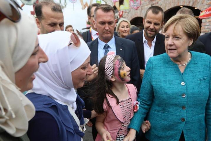 الخارجية الألمانية: الوضع في سوريا خطر ولا يسمح بعودة اللاجئين