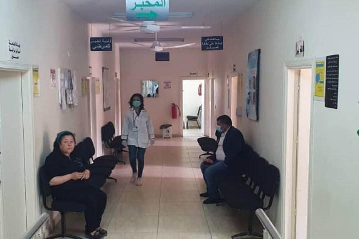 الصحة السورية تُسجّل إصابة جديدة بفيروس كورونا المستجد
