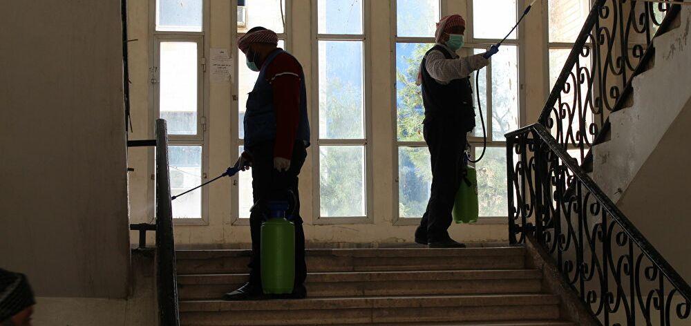 الصحة السورية تُسجّل 13 إصابة جديدة بفيروس كورونا