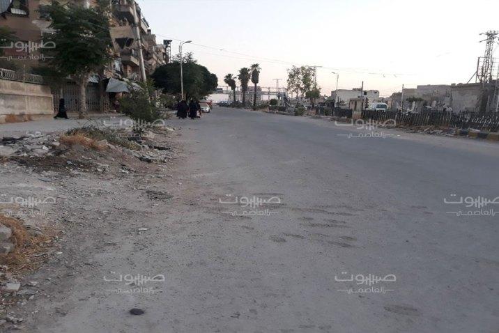 النظام يُطلق سراح اثنين من أبناء دوما المعتقلين في سجن عدرا المركزي