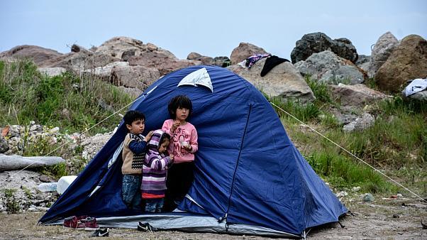 ألمانيا تخطط لاستقبال 243 طفل من المخيمات اليونانية