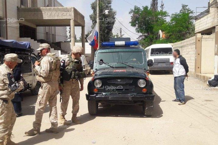 روسيا تتجهّز لنقل الدفعة الثالثة من أبناء جنوب دمشق للقتال في ليبيا