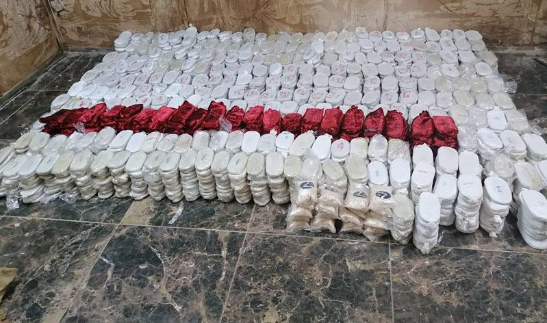 السلطات الأردنية تُحبط محاولة تهريب شحنة مخدرات قادمة من سوريا