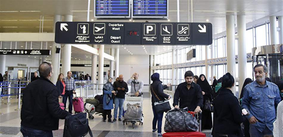 تسيير 4 رحلات أسبوعية بين دمشق وبيروت باتجاه واحد فقط