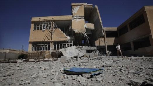 تقرير- سوريا الأسوأ في العالم من حيث عمليات القتل والاعتداء على المدراس