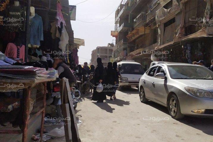 كورونا.. إصابة اثنين من أبناء مدينة دوما في الغوطة الشرقية