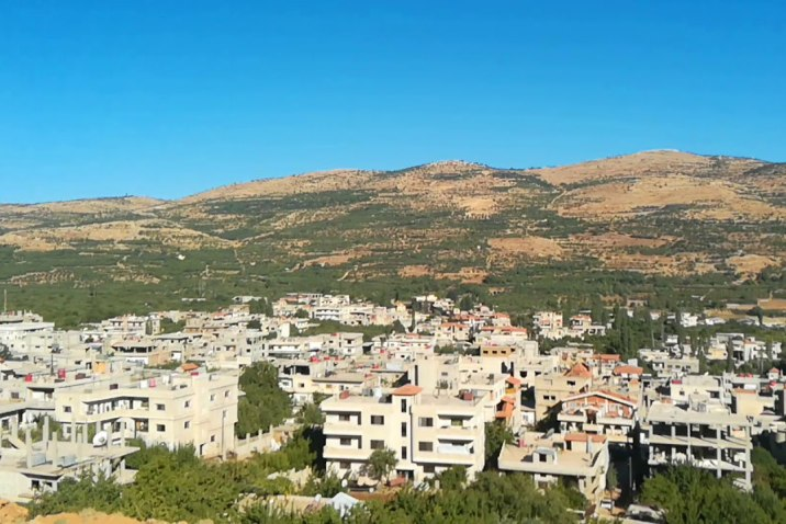 ما حقيقة استهداف إسرائيل لمواقع حزب الله في الزبداني؟