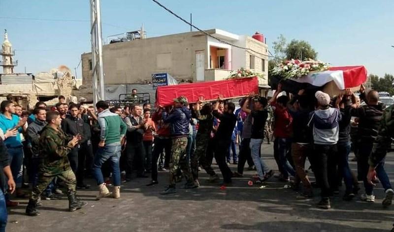 مقتل اثنين من عناصر تسويات القلمون الشرقي في الرقة
