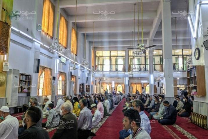 3 إصابات بين المصلين.. حكومة النظام تُغلق مسجداً في تنظيم كفرسوسة بدمشق