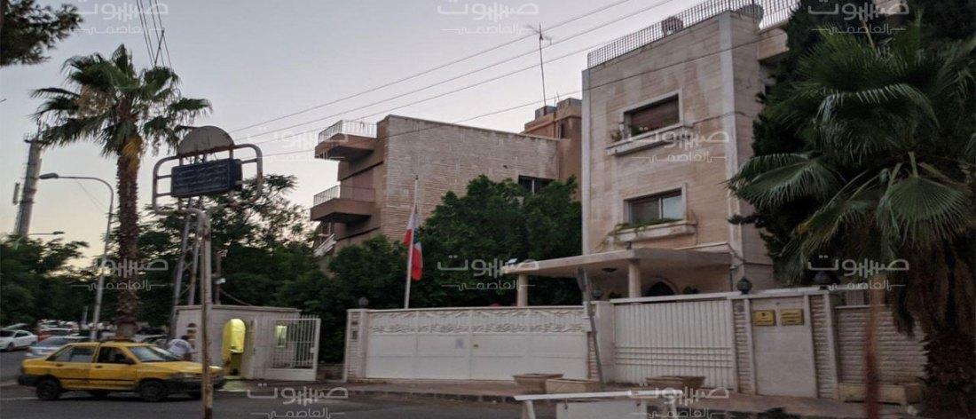 """""""تصريح عبور"""" من السفارة اللبنانية بدمشق للراغبين بدخول أراضيها"""