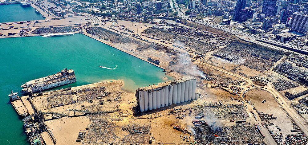 حصيلة جديدة للضحايا السوريين إثر تفجير ميناء العاصمة اللبنانية بيروت