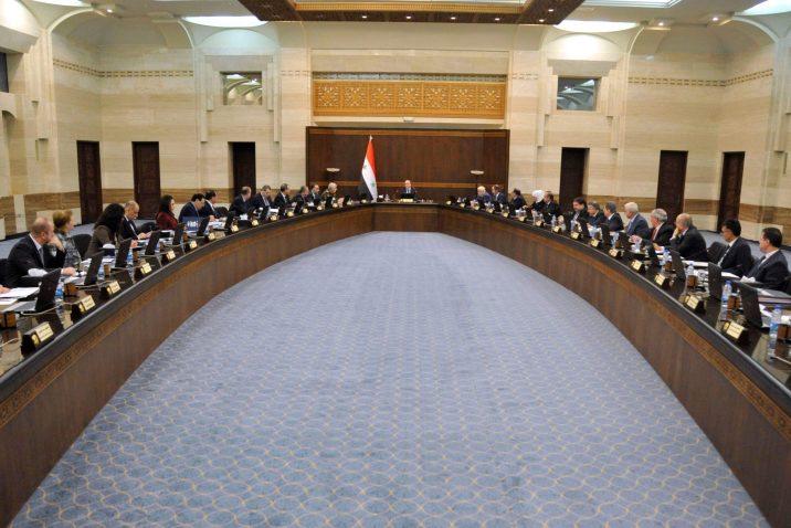 رأس النظام يُعلن عن أسماء الوزراء في الحكومة الجديدة
