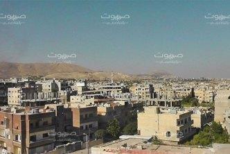 الرابعة تعتقل قائد مجموعة في قوات الغيث بمدينة معضمية الشام