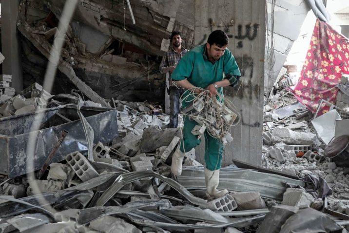 الشبكة السورية اعتقال 3353 ومقتل 857 من الكوادر الطبية في سوريا