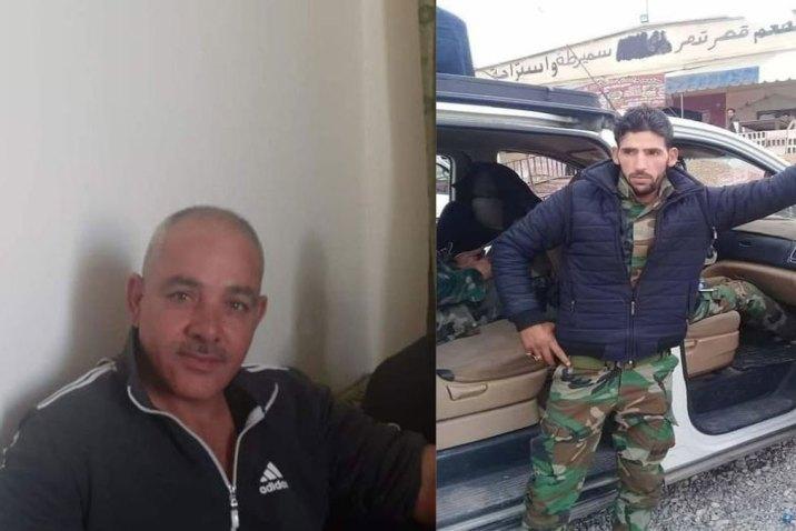 ينحدران من ريف دمشق.. مقتل اثنين من عناصر النظام في هجومين متفرقين
