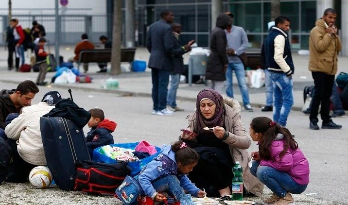 7700 سوري يطلبون اللجوء في أوروبا خلال 3 أشهر