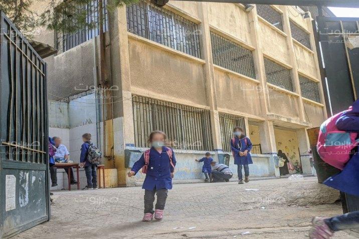 ارتفاع معدل الإصابات في المدارس السورية 101 حالة في 8 محافظات