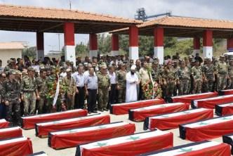 بالأسماء 77 قتيلاً من عناصر تسويات ريف دمشق منذ مطلع 2020