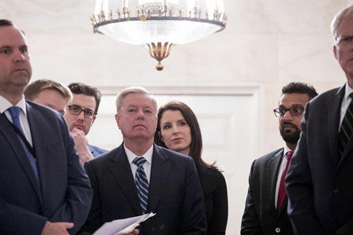 تقرير مسؤول أمريكي رفيع زار دمشق سراً لبحث