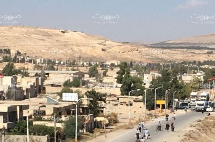 ناجمة عن تلوث مياه الشرب.. 70 حالة تسمم في معضمية الشام