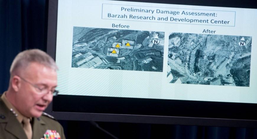 تقرير: النظام السوري يسعى لتطوير الترسانة الكيماوية