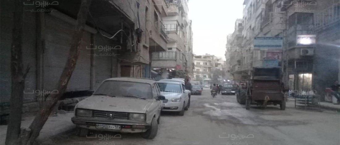 بينهم سيدات.. اعتقالات تطال عدداً من أبناء حرستا في الغوطة الشرقية