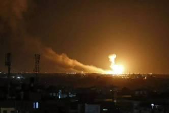 هل استهدفت إسرائيل جبل المانع بغاراتها الأخيرة؟