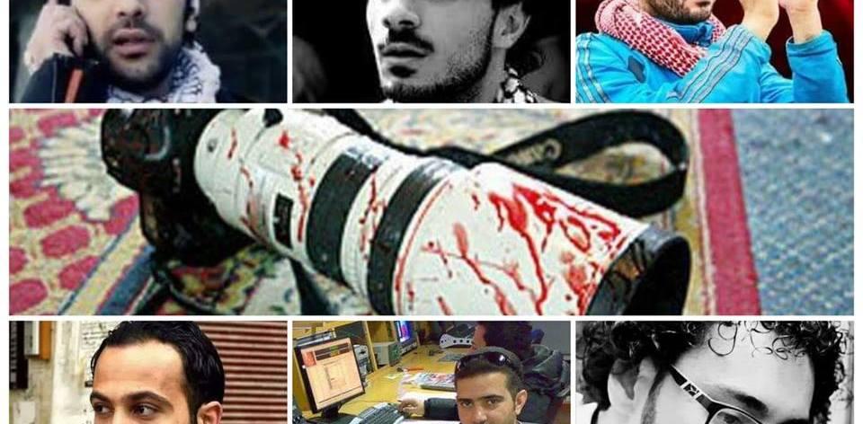 غالبيتهم من اليرموك.. توثيق مقتل 18 ناشطا إعلاميا فلسطينيا في محيط دمشق