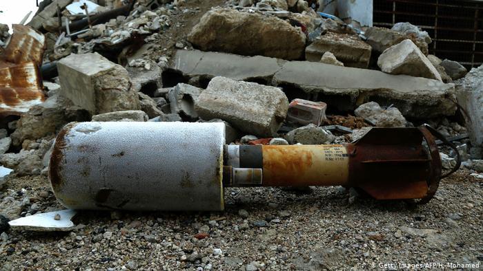 الأمم المتحدة النظام السوري يمتلك مرفقاً لإنتاج الأسلحة الكيميائية لم يُعلن عنه سابقاً