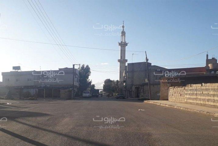 الأمن العسكري يعتقل أحد أبناء كناكر في ريف دمشق