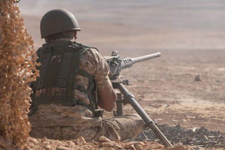 مقتل شخصين حاولا تهريب المخدرات إلى الأراضي الأردنية