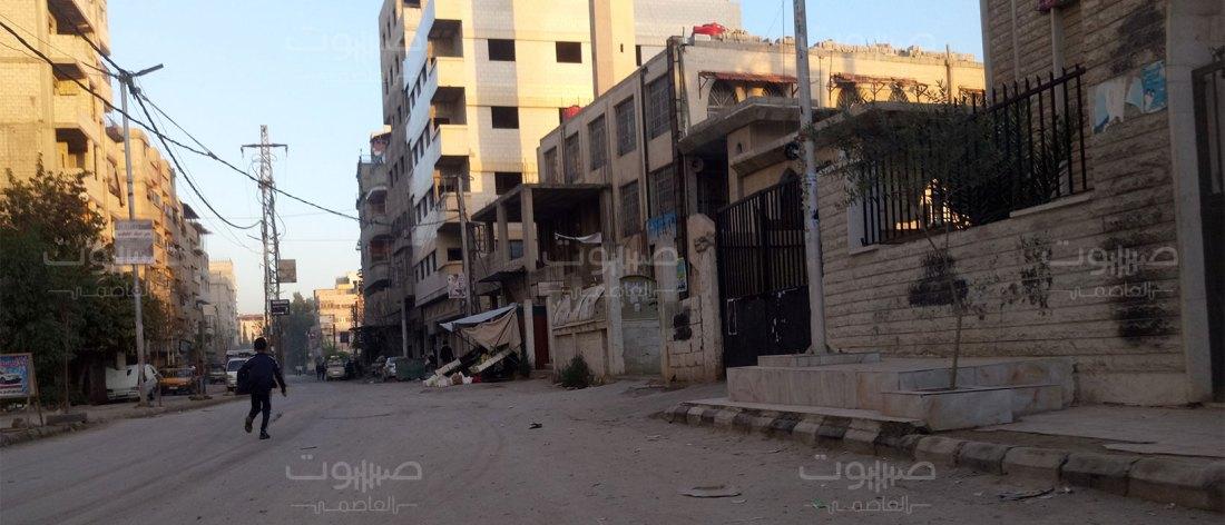 بعد عشر سنوات على إغلاقه.. إعادة فتح طريق عقربا جنوب دمشق