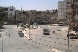 ريف دمشق إصابة 6 أشخاص بانفجار قنبلة يدوية ألقاها أحد عناصر التسويات في الكسوة