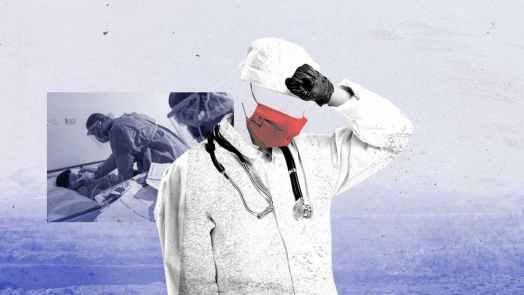 مراكز ريف دمشق الطبية.. لا تعقيم وطبيب واحد لكل شيء!