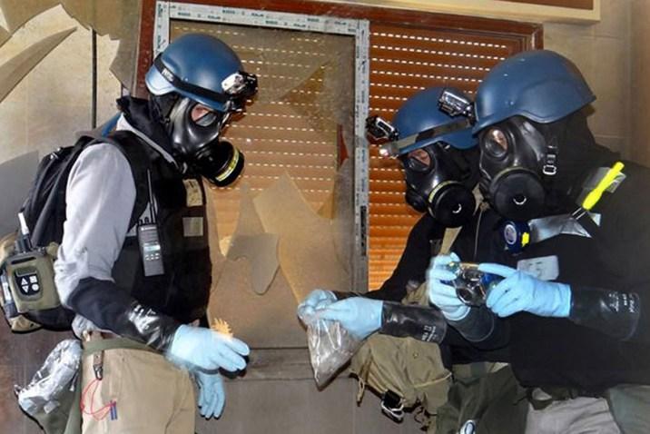 منظمة حظر الأسلحة الكيميائية تُلغي زيارة مُقرّرة إلى سوريا.. ما علاقة تأشيرة الدخول؟
