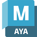 Maya 3D animation, modeling and rendering software