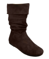 Womens Glaze by Adi Slouchy Microsuede Boots | Target.com