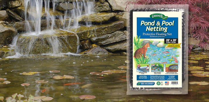 Pond-Pool-Netting
