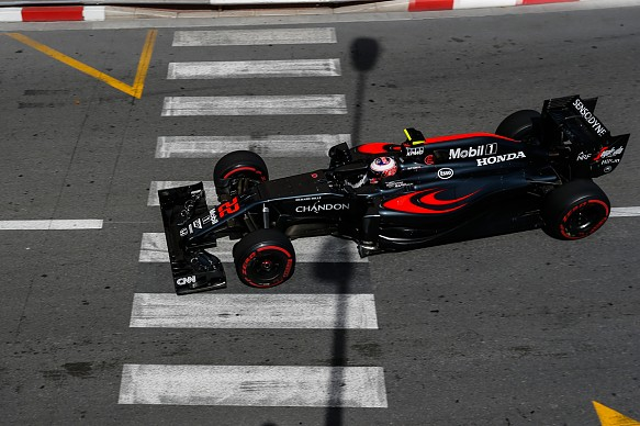 Jenson Button, McLaren F1 2016