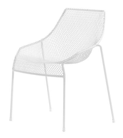 Chaise Heaven blanche en acier par Jean-Marie Massaud pour Emu - 268€ chez Made in design