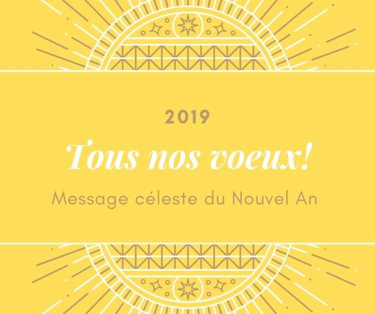 message celeste 2019