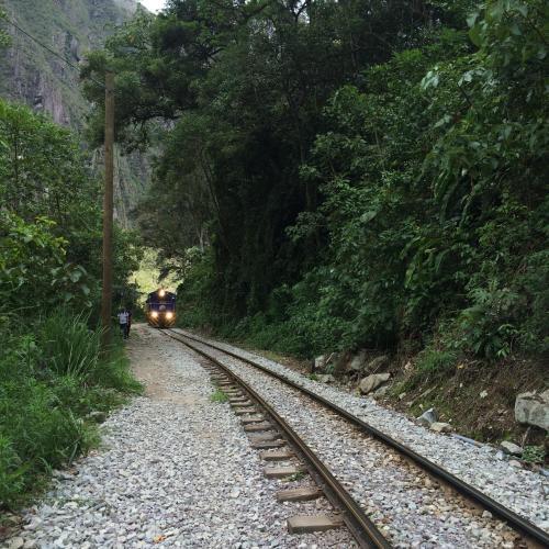 Machu Picchu Photo Essay: How to Get to Aguas Calientes