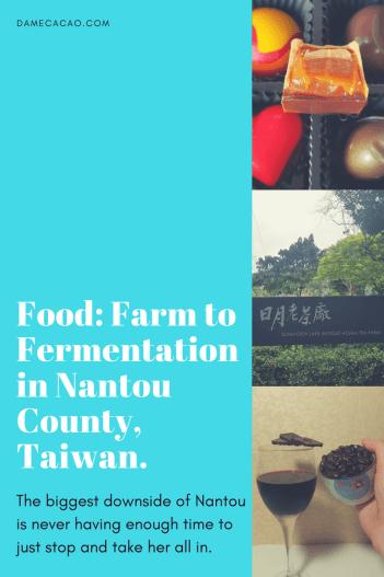 Farm to Fermentation in Nantou County Pinterest