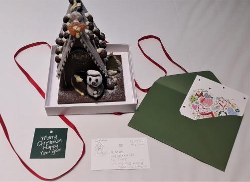 seoul hongdae chocolatique christmas house