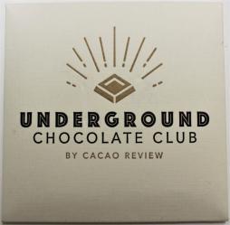 dick taylor underground chocolate vanilla raspberry front of bar