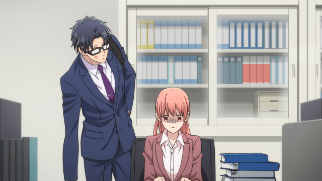 Image result for wotakoi anime