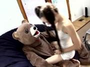 Sasha Grey šuká s medvědem
